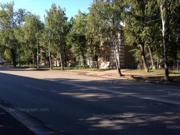 View to: Korepina street, 37. Yekaterinburg (Sverdlovskaya oblast)
