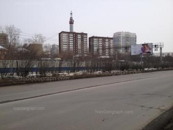 View to: Asbestovskiy lane, 2/1; Asbestovskiy lane, 2/2; Asbestovskiy lane, 2/3; Asbestovskiy lane, 3; Tobolskaya street, 76/1; Tobolskaya street, 76Г/1; Tobolskaya street, 76Г/2. Yekaterinburg (Sverdlovskaya oblast)