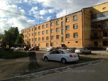 На фото видно: Ильича улица, 9. Екатеринбург (Свердловская область)