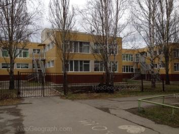 View to: Vstrechniy lane, 7А (Детский сад №504). Yekaterinburg (Sverdlovskaya oblast)