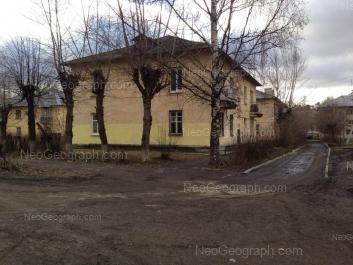 На фото видно: Карельская улица, 78. Екатеринбург (Свердловская область)