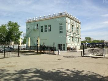 На фото видно: Пехотинцев улица, 25. Екатеринбург (Свердловская область)