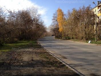На фото видно: Косарева улица, 3. Екатеринбург (Свердловская область)