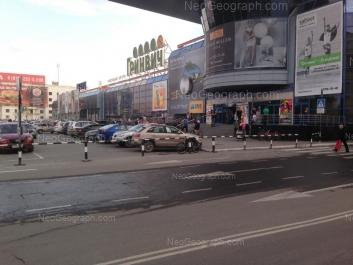 View to: 8 Marta street, 46 (ТРЦ Гринвич). Yekaterinburg (Sverdlovskaya oblast)