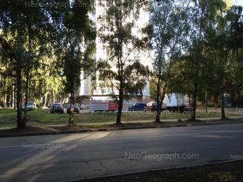 На фото видно: Шадринский переулок, 17; Шадринский переулок, 18; Блюхера улица, 19. Екатеринбург (Свердловская область)
