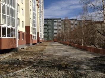 View to: Sedova avenue, 26; Sedova avenue, 26/2; Sedova avenue, 26/3; Sedova avenue, 28 (Школа №170); Tavatuiskaya street, 1г. Yekaterinburg (Sverdlovskaya oblast)