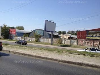 View to: Sibirskiy trakt street, 21; Sibirskiy trakt street, 25. Yekaterinburg (Sverdlovskaya oblast)