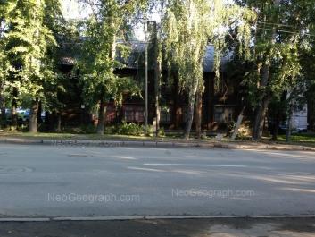 View to: Krasnoflotsev street, 41. Yekaterinburg (Sverdlovskaya oblast)