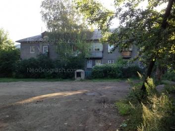 View to: Danilovskaya street, 25А. Yekaterinburg (Sverdlovskaya oblast)