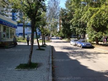 View to: Aptekarskaya street, 48 (Чермет плаза, жилой комплекс). Yekaterinburg (Sverdlovskaya oblast)