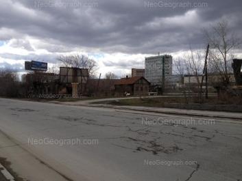 На фото видно: Колмогорова улица, 3. Екатеринбург (Свердловская область)