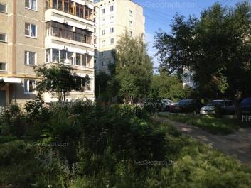 На фото видно: Академика Бардина улица, 3/3; Академика Бардина улица, 5/3. Екатеринбург (Свердловская область)