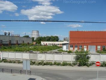 View to: Marata street, 17; Toledova street, 43б. Yekaterinburg (Sverdlovskaya oblast)