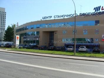 View to: Vostochnaya street, 45 (Юниматик). Yekaterinburg (Sverdlovskaya oblast)