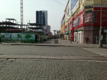 View to: Vainera street, 8 (Галерея Красный Леопард, торговый центр). Yekaterinburg (Sverdlovskaya oblast)