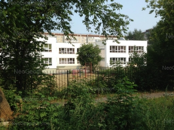 View to: Frezerovschikov street, 30А (Детский сад №545, Рябинка). Yekaterinburg (Sverdlovskaya oblast)