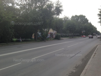 На фото видно: Шефская улица, 22. Екатеринбург (Свердловская область)