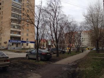 View to: Belorechenskaya street, 7/1; Belorechenskaya street, 10. Yekaterinburg (Sverdlovskaya oblast)