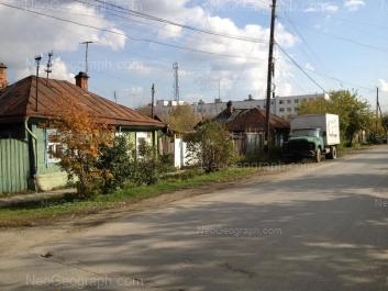 View to: Aivazovskogo street, 39; Aivazovskogo street, 41/1. Yekaterinburg (Sverdlovskaya oblast)