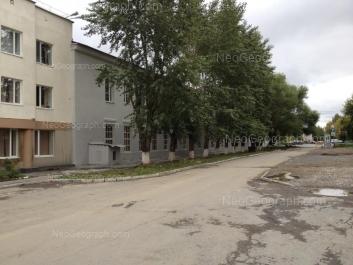 На фото видно: Цвиллинга улица, 7. Екатеринбург (Свердловская область)
