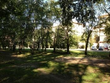 View to: Ferganskaya street, 10. Yekaterinburg (Sverdlovskaya oblast)