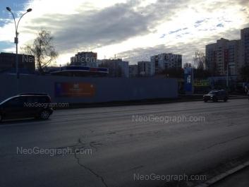 View to: Belinskogo street, 113; Tsvilinga street, 4. Yekaterinburg (Sverdlovskaya oblast)