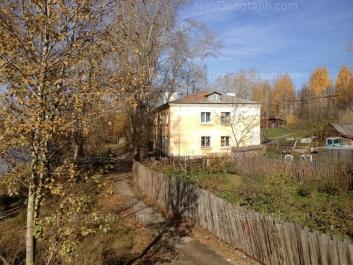 View to: Karpinskjgo street, 1а. Yekaterinburg (Sverdlovskaya oblast)