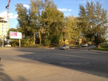 View to: Repina street, 42. Yekaterinburg (Sverdlovskaya oblast)