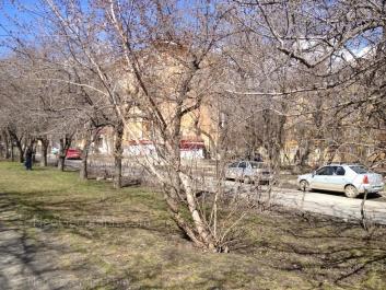 На фото видно: Мира улица, 3; Мира улица, 5. Екатеринбург (Свердловская область)