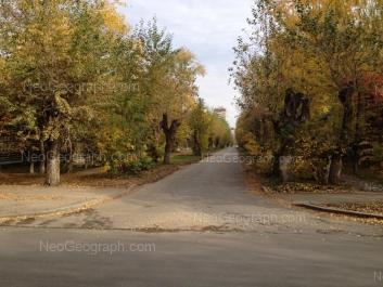 View to: Kirovgradskaya street, 12; Kirovgradskaya street, 14. Yekaterinburg (Sverdlovskaya oblast)