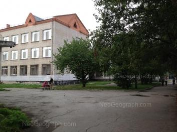 View to: Shefskaya street, 87А (Школа №138). Yekaterinburg (Sverdlovskaya oblast)
