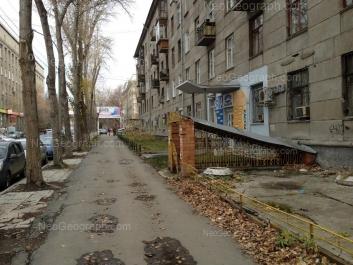 View to: Generalskaya street, 6; Generalskaya street, 7. Yekaterinburg (Sverdlovskaya oblast)