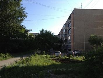 На фото видно: Академика Бардина улица, 5/2. Екатеринбург (Свердловская область)