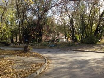 View to: Uchenicheskiy lane, 8. Yekaterinburg (Sverdlovskaya oblast)