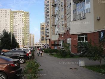 View to: Serova street, 45; Schorsa street, 105. Yekaterinburg (Sverdlovskaya oblast)