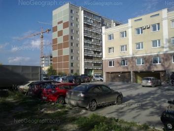 На фото видно: 8 Марта улица, 194к; Авиационная улица, 55. Екатеринбург (Свердловская область)