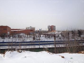 View to: Vostochnaya street, 6; Vostochnaya street, 8А; Lunacharskogo street, 15. Yekaterinburg (Sverdlovskaya oblast)