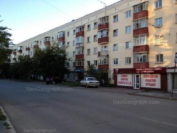 View to: Mamina-Sibiriaka street, 2. Yekaterinburg (Sverdlovskaya oblast)