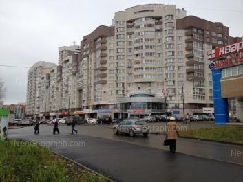 View to: Blukhera street, 41; Blukhera street, 45. Yekaterinburg (Sverdlovskaya oblast)