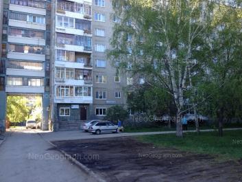 View to: Chkalova street, 135. Yekaterinburg (Sverdlovskaya oblast)