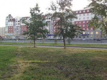 На фото видно: Космонавтов проспект, 62. Екатеринбург (Свердловская область)