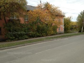 На фото видно: Летчиков улица, 11. Екатеринбург (Свердловская область)