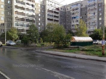 View to: Vikulova street, 32А. Yekaterinburg (Sverdlovskaya oblast)