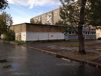 View to: Krauliya street, 81; Krauliya street, 83/1. Yekaterinburg (Sverdlovskaya oblast)
