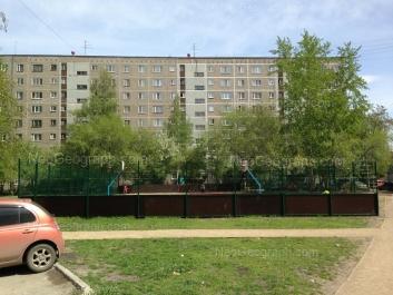 View to: Avtomagistralnaya street, 3. Yekaterinburg (Sverdlovskaya oblast)