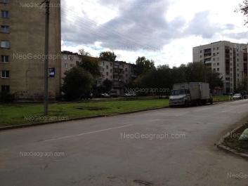 View to: Shefskaya street, 91 к4; Shefskaya street, 93 к1; Shefskaya street, 93 к2. Yekaterinburg (Sverdlovskaya oblast)