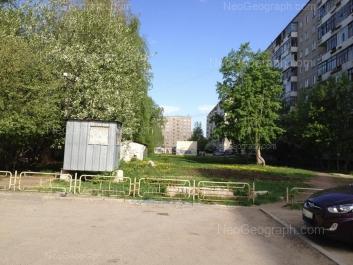 View to: Akademika Bardina street, 33; Akademika Bardina street, 37; Chkalova street, 129. Yekaterinburg (Sverdlovskaya oblast)