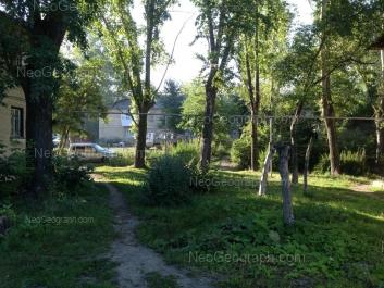 View to: Lobkova street, 129. Yekaterinburg (Sverdlovskaya oblast)