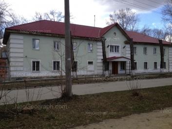 View to: Klubniy lane, 3. Yekaterinburg (Sverdlovskaya oblast)