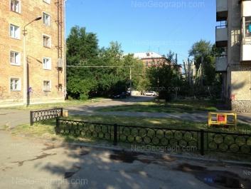 View to: Izbirateley street, 38; Stakhanovskaya street, 34. Yekaterinburg (Sverdlovskaya oblast)
